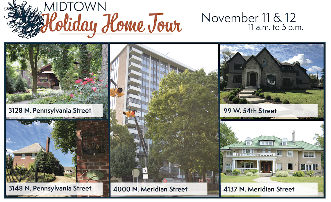 2017 Midtown Holiday Home Tour