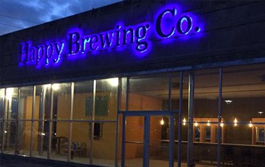 midtown indy maple crossing happy brewing