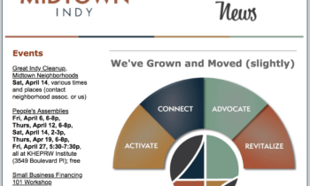 Midtown Newsletter: April 2nd – April 15th