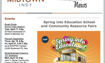 My Midtown News: April 16th – 29th