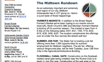 My Midtown News: May 29th – June 10th