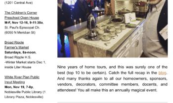 My Midtown News: November 12th – 25th