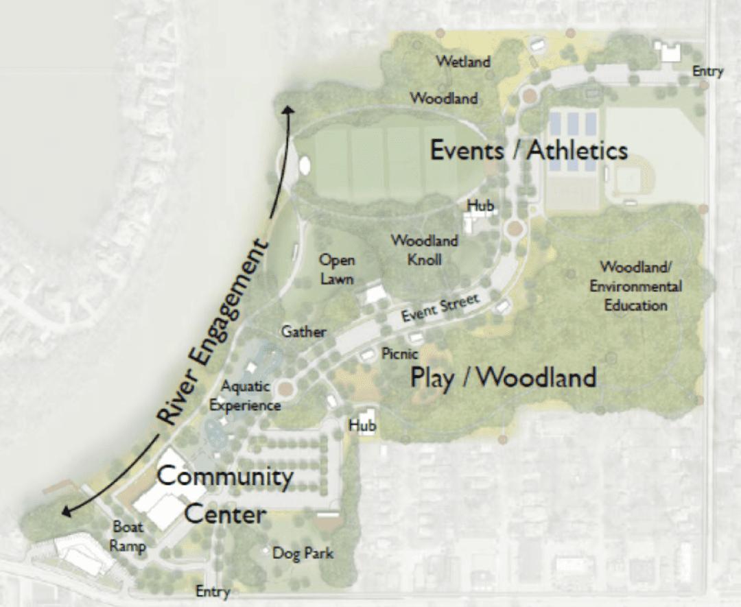 Broad Ripple Park Master Plan