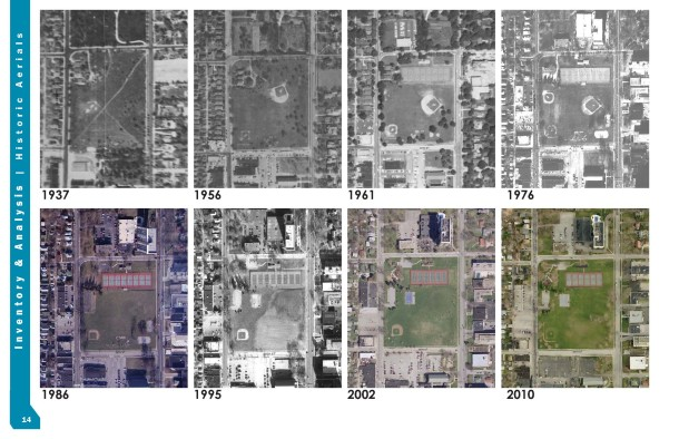 Tarkington Park Through the Years