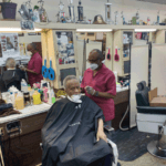 Longtime Midtown Barber Bill Barnett Retires